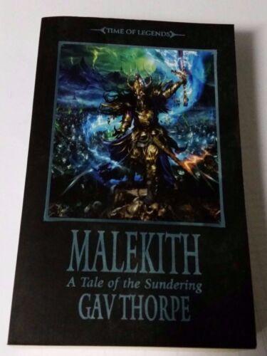 1 of 1 - Malekith by Gav Thorpe (Paperback, 2009) - Warhammer Black Library