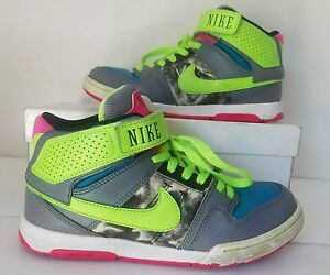 Image is loading Nike-AIR-MOGAN-MID-2-407479-336-Women-