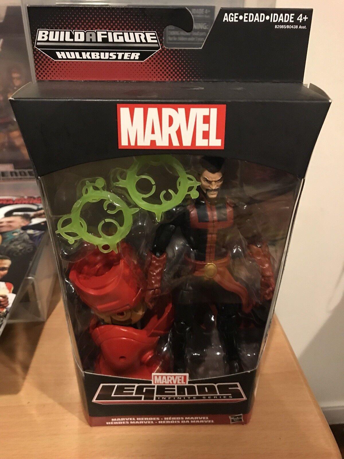 Marvel Legends Avengers BAF Hulkbuster DR. STRANGE Hasbro