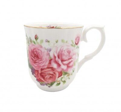 Van Gogh Wheatfield 415cc Mug Fine Bone China Coffee Tea Cup Mug Xmas Gift