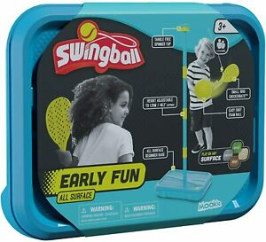 SWINGBALL CLASSIC Early Fun and All Surface TENNIS TETHER GAME OUTDOOR SUMMER GA