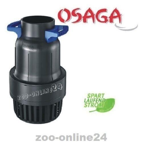 rohrpumpe-étang pompe-ruisseau pompe-filtre pompe Osaga orp-30000 Eco 235 watt