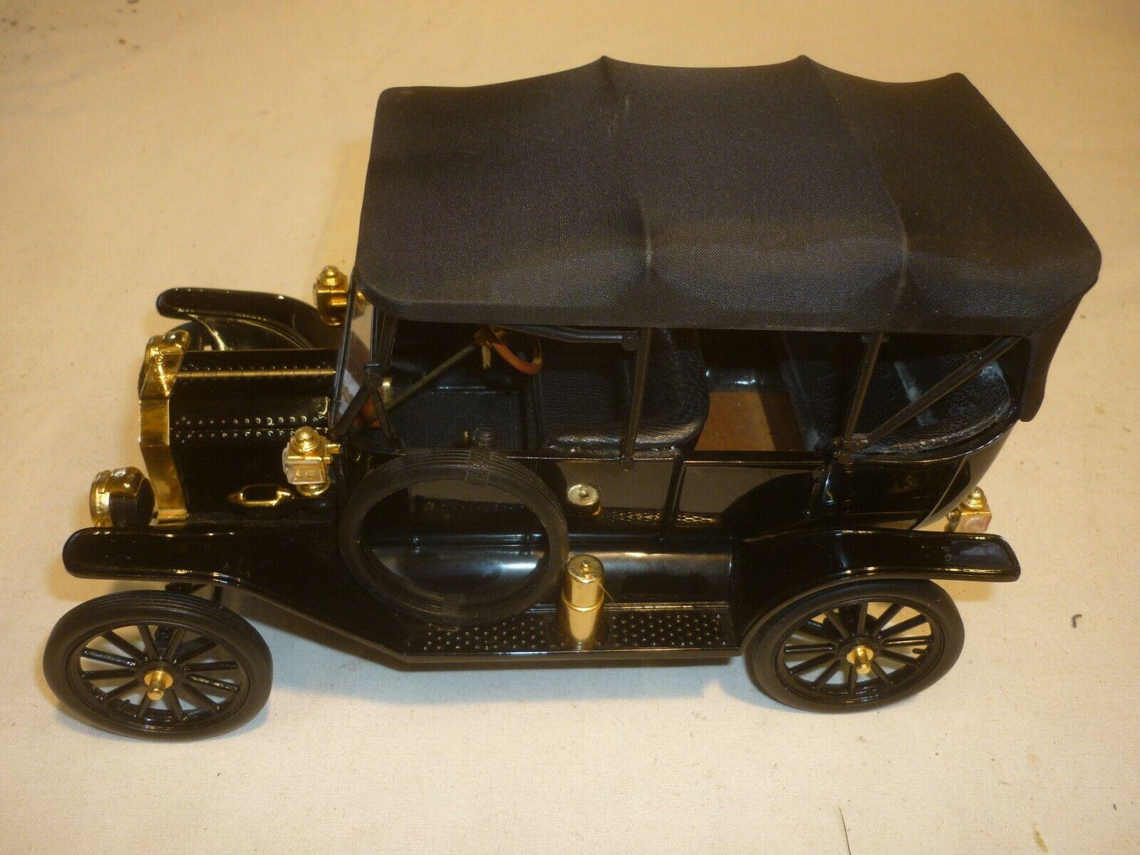 Un coche modelo escala Franklin Mint de un Ford modelo T de 1913 Touring Coche, Sin Caja