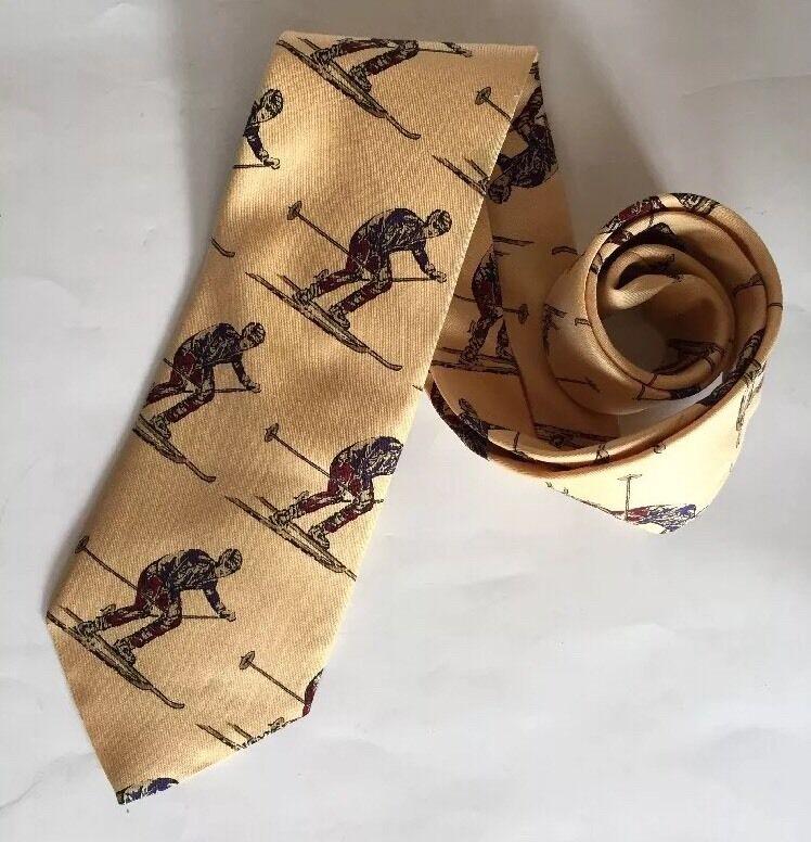 Robert Talbott Pebble Beach Men's Silk Necktie Wi… - image 6