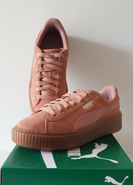 le dernier 3d01e f422d Chaussures Puma daim Platform Animal Taille 38 365109-02 Rose