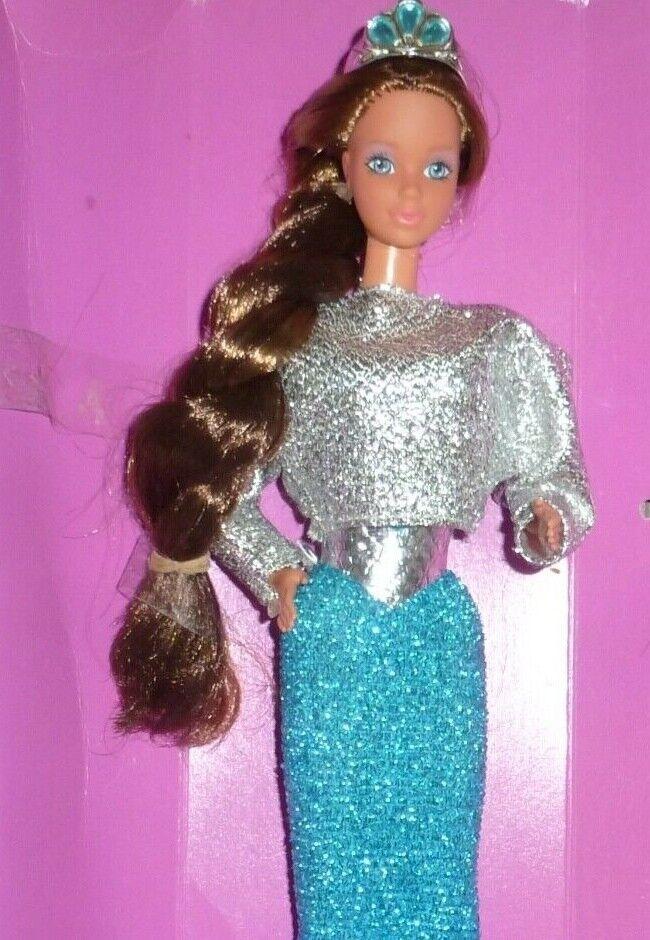 Prezzo al piano VINTAGE IN SCATOLA 1980 JEWEL SECRETS Whitney Whitney Whitney Bambola Barbie.  buona reputazione
