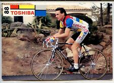 CP Sport - Cyclisme - Equipe Toshiba 88 - Frédéric Garnier - b