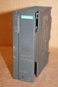 SIEMENS 6ES7 153-2BA00-0XB0 INTERFACE MODULE