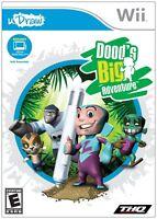Dood's Big Adventure For Wii Draw (nintendo Wii, 2010)