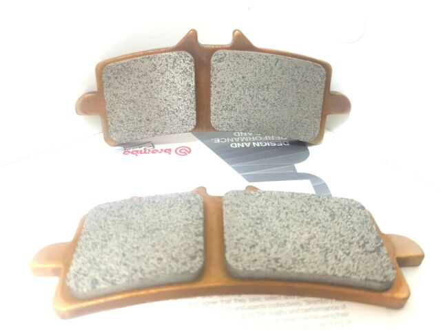2 Brake Pads Caliper Radial Brembo Racing M50 P4 34 KTM Duke R 690 2014 2015