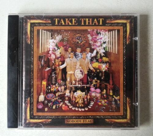 "1 of 1 - TAKE THAT ""Nobody Else"" (CD, 1995)"