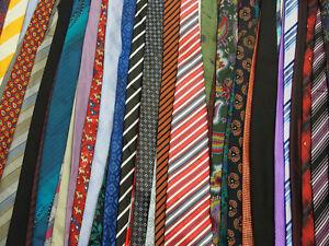 Krawatten-Sammlung-500-200-100-50-25-Art-amp-Fashion-aus-den-letzten-70-Jahren