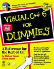 Visual C++ 6 For Dummies by Bob Arnson, Michael I. Hyman (Paperback, 1998)
