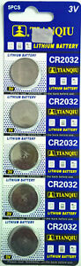 5pcs-TQ-CR2032-3v-Battery-Cr-2032-Cr2032-Coin-Cell-2032-watch-battery-Melbourne