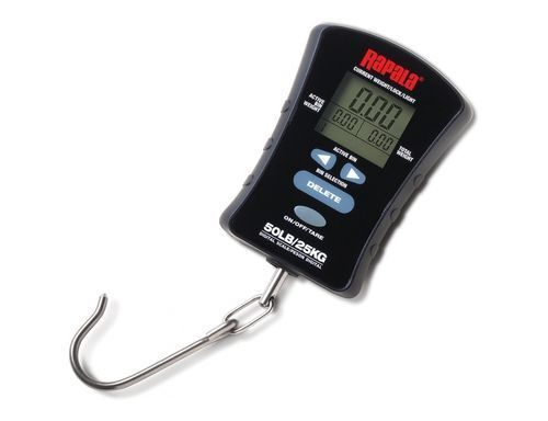 Rapala Compact Compact Compact Touch Screen Scale 25kg RAPRCTDS50 Waage Karpfenwaage Digitalwaag 50a3d5