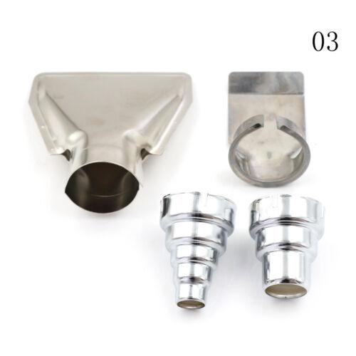 1pc//4Pcs Heat Gun Air Nozzles Electric Accessories Industrial Tool Shrink WrapJH