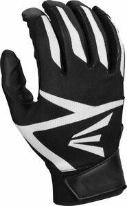 Easton Youth Z3 Hyperskin Batting Gloves BLACK MD