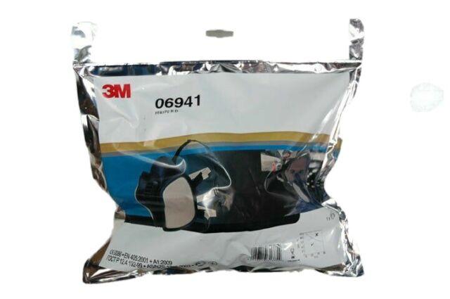 3M  06941 antipolvere protezione respiratore per verniciatura vapori P2