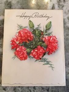 Image Is Loading Vintage Used Eldorado Printed In Western Germany Birthday
