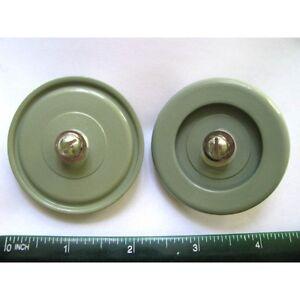 680pF-4kV-25kVAR-Doorknob-Capacitors-K15Y-1-Lot-4-NOS