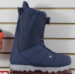 Burton-Moto-Boa-Snowboard-Boots-Mens-Size-9-Blue-New-2020