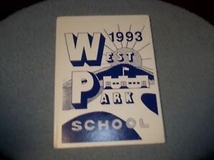 1993-WEST-PARK-SCHOOL-YEARBOOK-WEST-PARK-NY