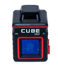 AdirPro Cube 360 Cross Line Laser Level Self leveling Vertical & Horizontal