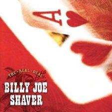 New: Shaver, Billy Joe: Real Deal CD Audio CD