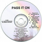 Pass It On by Gary Richards (CD, Jan-2005, Sal Brant Records)