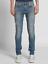 Nudie Men/'s Slim Tapered Fit Organic Jeans Trousers Lean Dean Natural Fade