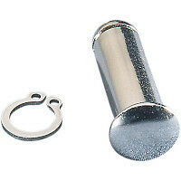 Hand Lever Pivot Pin & Retainer for Harley Davidson Lever Assemblies (1982-2011)