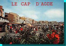 CPM - The Cape D'Agde - the port