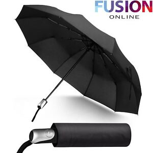 6b9080b98 Image is loading Mini-Compact-Umbrella-Automatic-Folding-Windproof-Strong- Travel-