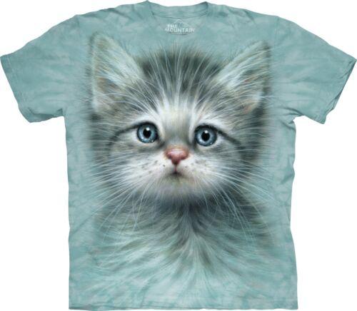 Blue Eyed Kitten CHATS T Shirt Enfant Unisexe The Mountain
