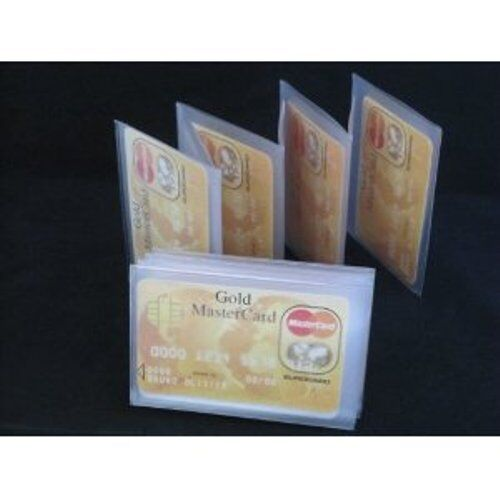 2 pieces Trifold or Bifold Wallet Accordian Insert