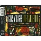 Guns n' Roses Live and let die (1991) [Maxi-CD]