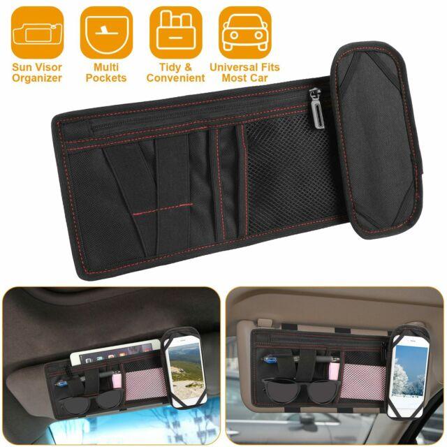 Auto Organize Tool Car Interior Home Gadget Vehicle Convenient Car Sun Visor HS