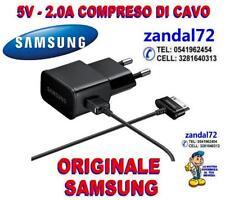 CARICABATTERIA + CAVO SAMSUNG ORIGINALE GALAXY TAB 2 7 10.1 P5100 P7100 P5100