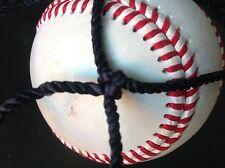 Baseball netting #36 panel 5 X 5 ft. barrier nylon knotted net square mesh new