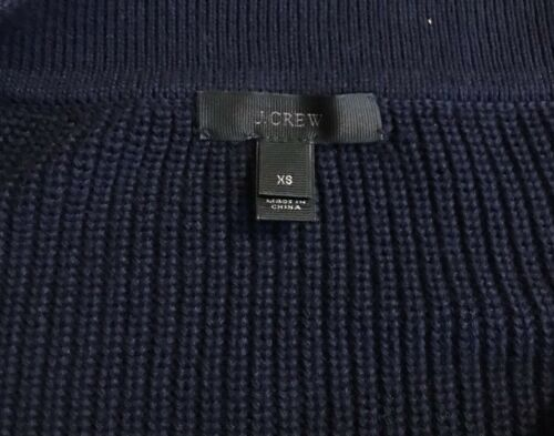 Relaxed Sweater Soldout Sizexs H0426 Jcrew In New Boatneck Navy Tg1wq