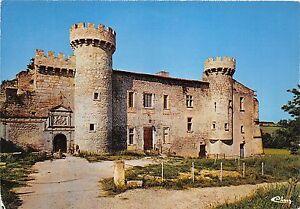 BR4512 Monsegur St Suplice de Guilleragues Le Chateau de Guilleragues  france
