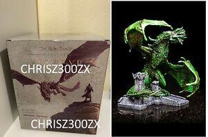 "Skyrim The Elder Scrolls Online KAALGRONTIID DEMONSPIRE DRAGON STATUE Figure 8/"""