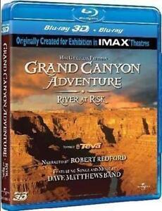 Blu-Ray-L-039-AVVENTURA-DEL-GRAND-CANYON-3D-2008-Blu-Ray-3D-Blu-Ray-NUOVO