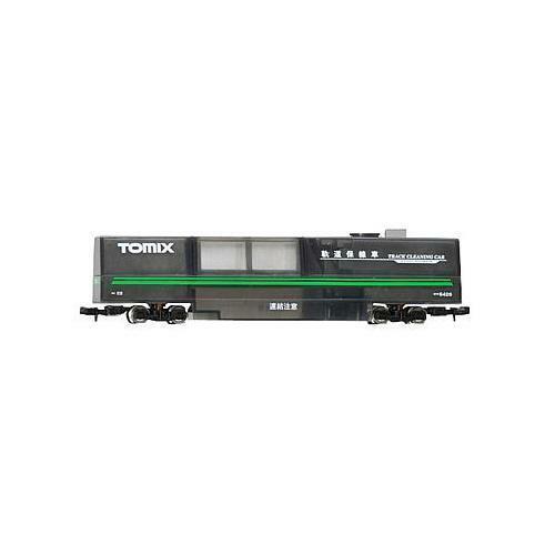 transparent TOMYTEC 976426 Schienenreinigungswagen