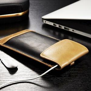 LG-Smartphone-Tasche-Huelle-Flip-Case-Etui-Cover-Back-Bumper-Handy-Zubehoer-Neu