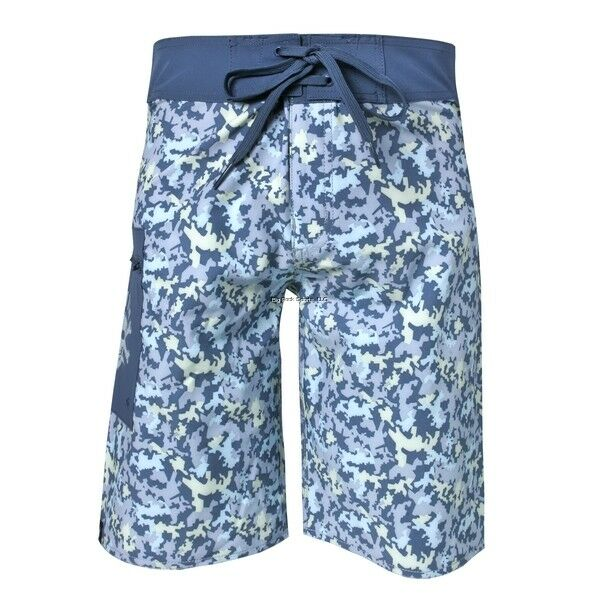 NEW Calcutta Fishing Performance Board Short OSM Tech Ocean Camo 36 PBS-OC-36