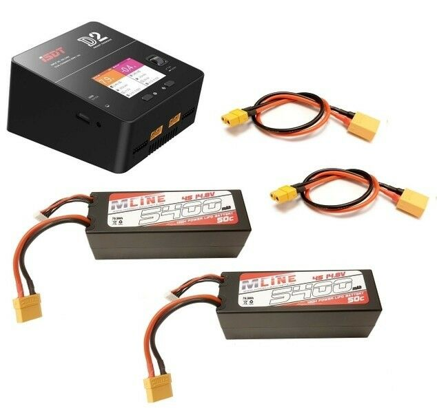 ISDT d2 200w-10a Smart 100-240v ac Smart cargador-repostería 3 -