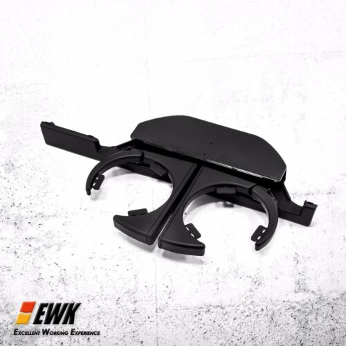 EWK Front Retractable Drink Cup Holder 97-03 for BMW 5 Series 525i 528i 530i 540