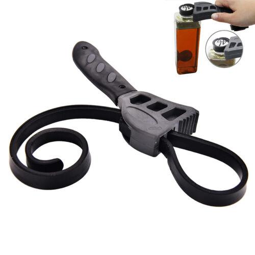 500mm universel clé à sangle en caoutchouc clef réglable tout ouvreur de formeIH
