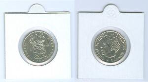 Suede-1-couronne-estampe-FRAIS-DE-kms-Choisissez-deux-1972-et-1973